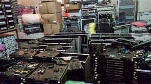 电子物品销毁